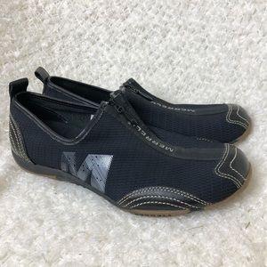 Merrell Black Barrado Slip On Sneaker